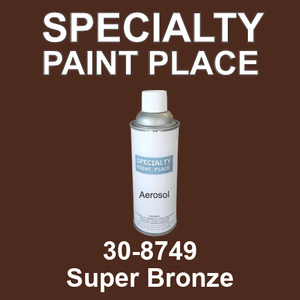 30-8749 Super Bronze - AkzoNobel 16oz aerosol spray can