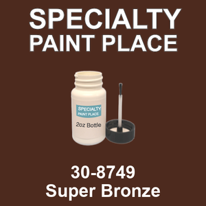 30-8749 Super Bronze - AkzoNobel 2oz bottle