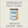 38/10130 Seashell White - Tiger - Gallon Can