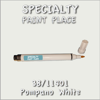 38/11401 Pompano White - Tiger - Pen