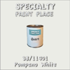 38/11401 Pompano White - Tiger - Quart Can