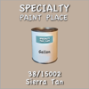 38/15002 Sierra Tan - Tiger - Gallon Can