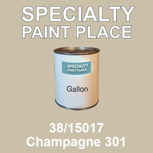 38/15017 Champagne 301 - Tiger gallon