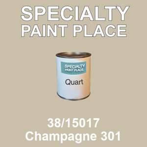 38/15017 Champagne 301 - Tiger quart