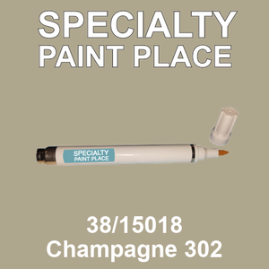 38/15018 Champagne 302 - Tiger pen