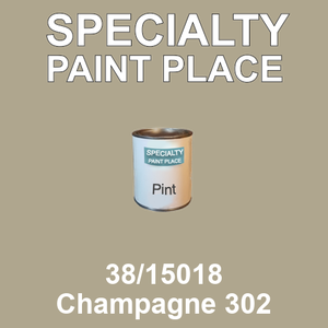 38/15018 Champagne 302 - Tiger pint