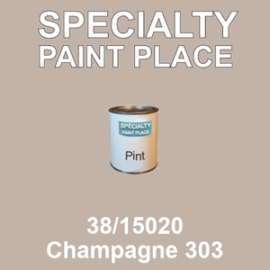 38/15020 Champagne 303 - Tiger pint