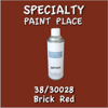 38/30028 Brick Red - Tiger - 16oz Aerosol Can