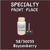 38/30033 Boysenberry - Tiger - 2oz Bottle with Brush
