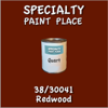 38/30041 Redwood - Tiger - Quart Can
