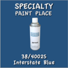 38/40025 Interstate Blue - Tiger - 16oz Aerosol Can