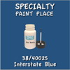 38/40025 Interstate Blue - Tiger - 2oz Bottle with Brush