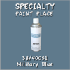 38/40051 Military Blue - Tiger - 16oz Aerosol Can