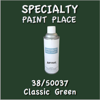 38/50037 Classic Green 16oz Aerosol Can