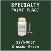 38/50037 Classic Green 2oz Bottle with Brush