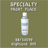 38/50039 Highland 305 - Tiger - 16oz Aerosol Can