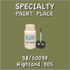 38/50039 Highland 305 - Tiger - 2oz Bottle with Brush