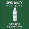 38/50040 Highland 306 - Tiger - 16oz Aerosol Can