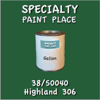 38/50040 Highland 306 - Tiger - Gallon Can