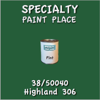 38/50040 Highland 306 - Tiger - Pint Can