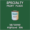 38/50040 Highland 306 - Tiger - Quart Can