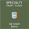 38/50400 Beetle - Tiger - Pint Can