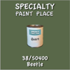 38/50400 Beetle - Tiger - Quart Can