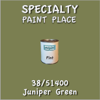 38/51400 Juniper Green - Tiger - Pint Can