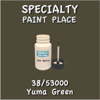 38/53000 Yuma Green - Tiger - 2oz Bottle with Brush