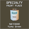 38/53000 Yuma Green - Tiger - Gallon Can
