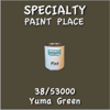 38/53000 Yuma Green - Tiger - Pint Can