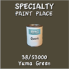 38/53000 Yuma Green - Tiger - Quart Can