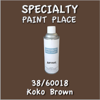 38/60018 Koko Brown - Tiger - 16oz Aerosol Can