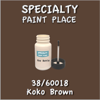 38/60018 Koko Brown - Tiger - 2oz Bottle with Brush
