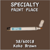 38/60018 Koko Brown - Tiger - Pen