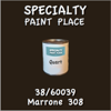 38/60039 Marrone 308 - Tiger - Quart Can