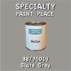 38/70019 Slate Grey - Tiger - Gallon Can