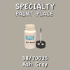 38/70025 Ash Grey - Tiger - 2oz Bottle with Brush
