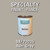 38/70025 Ash Grey - Tiger - Gallon Can