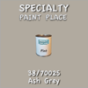 38/70025 Ash Grey - Tiger - Pint Can