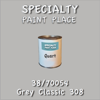 38/70054 Grey Classic 308 - Tiger - Quart Can