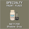 38/71700 Shadow Gray - Tiger - 2oz Bottle with Brush