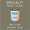 38/71700 Shadow Gray - Tiger - Gallon Can