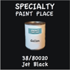 38/80020 Jet Black - Tiger - Gallon Can