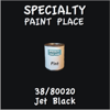 38/80020 Jet Black - Tiger - Pint Can