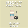 39/15020 Almond 2oz Bottle with Brush