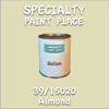 39/15020 Almond Gallon Can