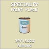 39/15020 Almond Quart Can