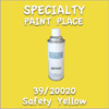 39/20020 Safety Yellow 16oz Aerosol Can