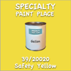 39/20020 Safety Yellow Gallon Can